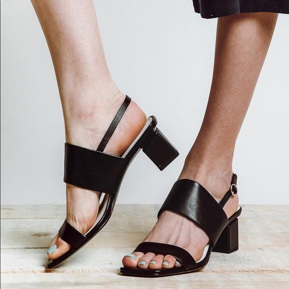 151b5f870f0 Via Spiga Forte Block Heel Sandal